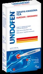 UNDOFEN® <strong>TERAPIA KWASOWA TCA</strong><span>KURZAJKI/BRODAWKI</span>