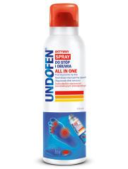 UNDOFEN® <strong>SPRAY ALL IN ONE</strong><span>ŚWIEŻOŚĆ STÓP</span>